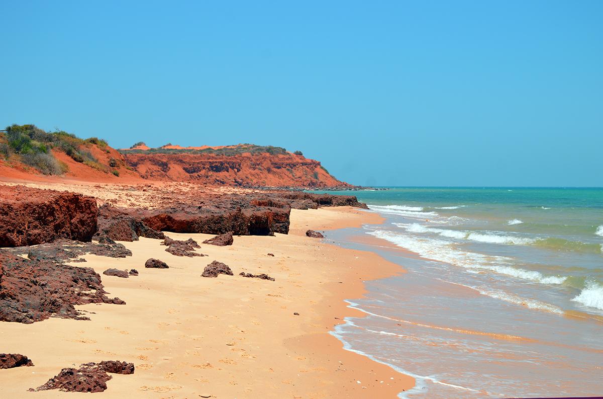 Francois peron National Park seaside Double-barrelled travel