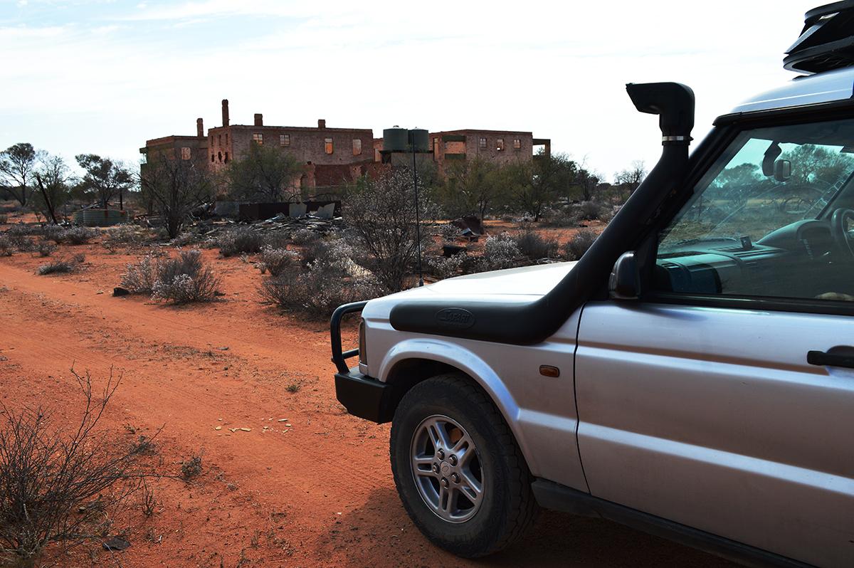 Big Bell Caravan parks vs campsites Double-Barrelled Travel