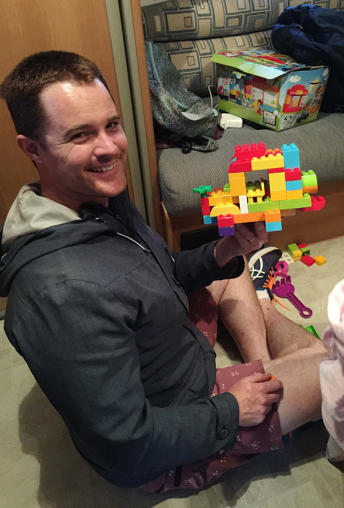 Double-Barrelled Travel caravanning around WA duplo