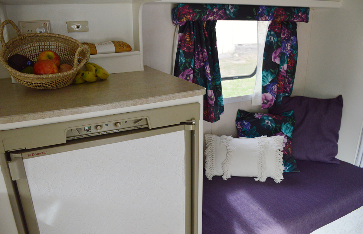 Caravan renovation Jayco Double-Barrelled Travel2