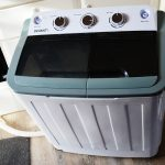 Portable washing machine Double-Barrelled Travel