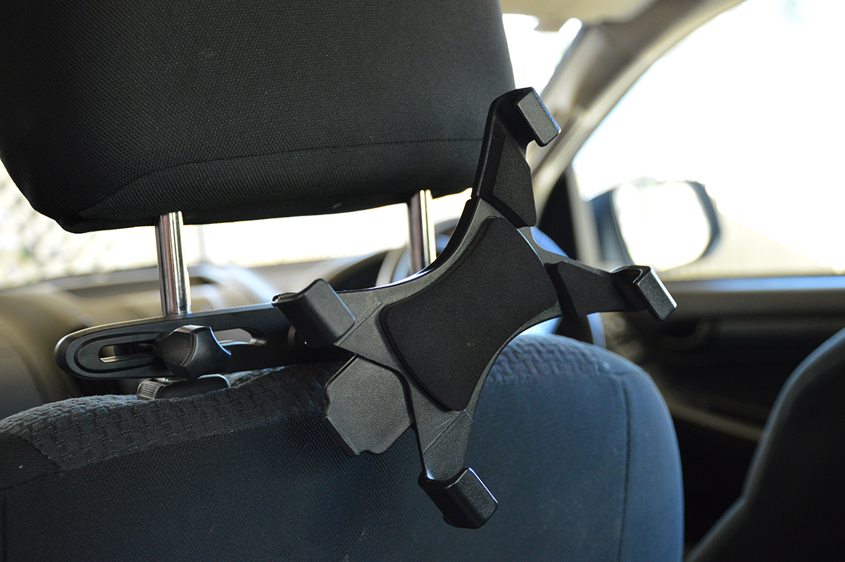 ipad car holder Double-Barrelled Travel