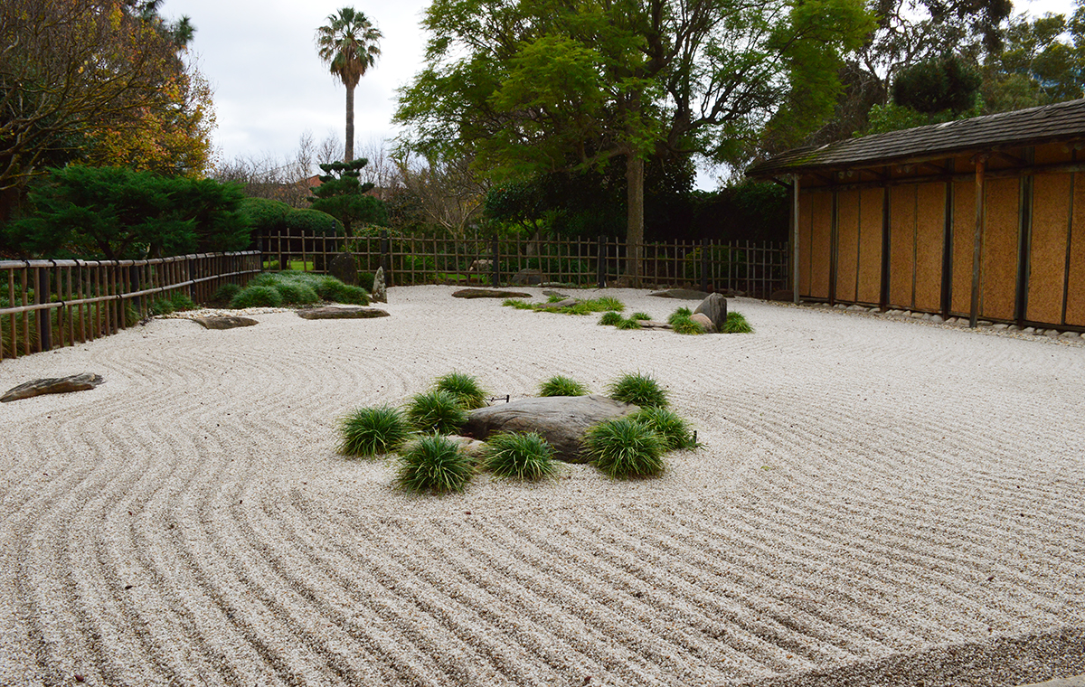 Japanese Garden Adelaide Double-Barrelled Travel