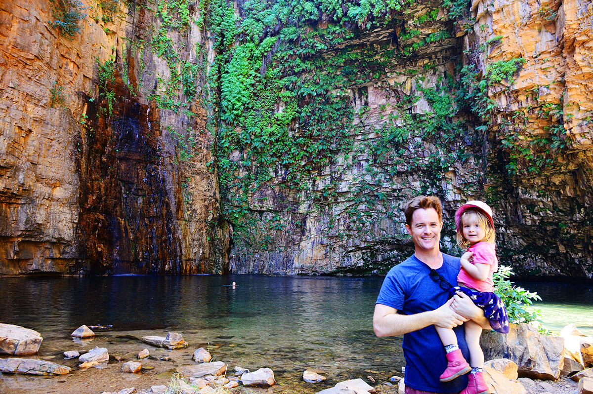 El Questro Emma Gorge Double-Barrelled Travel