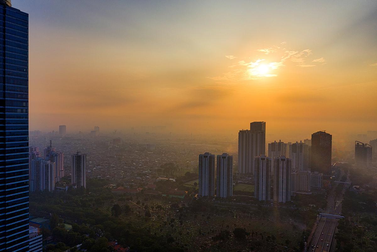 Jakarta apartments Double-Barrelled Travel